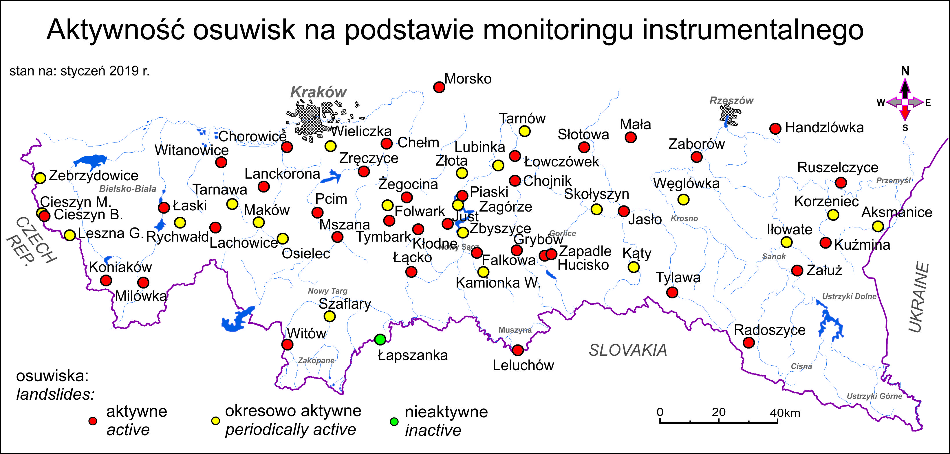 monitoring osuwisk 2019