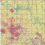 Kartograficzne badania geochemiczne w Polsce
