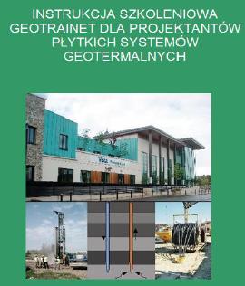 """Podręcznik """"Instrukcja dla projektantów Geotrainet"""""""