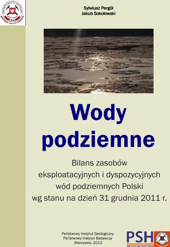 Bilans zasobów eksploatacyjnych wód podziemnych Polski 2011