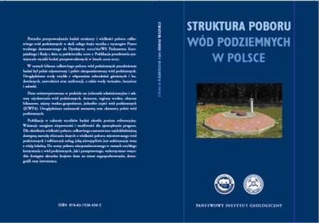Struktura poboru wód podziemnych w Polsce
