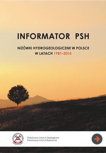 Niżówki hydrogeologiczne w Polsce w latach 1981–2015