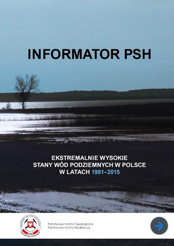 Ekstremalnie wysokie stany wód podziemnych w Polsce w latach 1981-2015