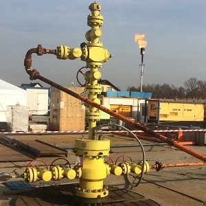 gilowice, próbne pozyskiwanie metanu