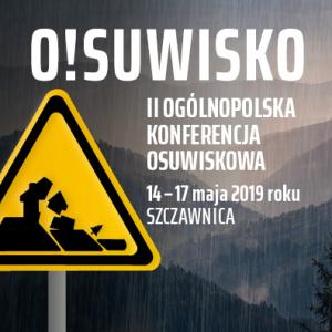 Konferencja Osuwisko 2019 - Szczawnica