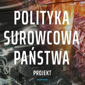 polityka surowcowa państwa - konsultacje Kraków
